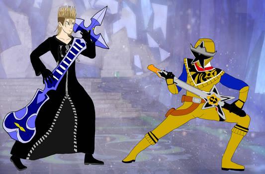 Demyx vs Levi Weston