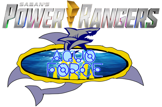 Power Rangers Aquo Force -logo-