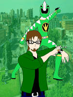 Dino Thunder Power Up!! -Devin-