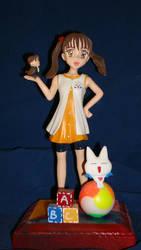 Sana from Child's Toy by Heibi