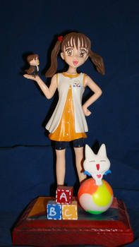 Sana from Child's Toy
