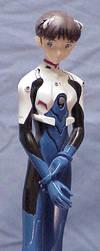 Shinji in Plugsuit by Heibi