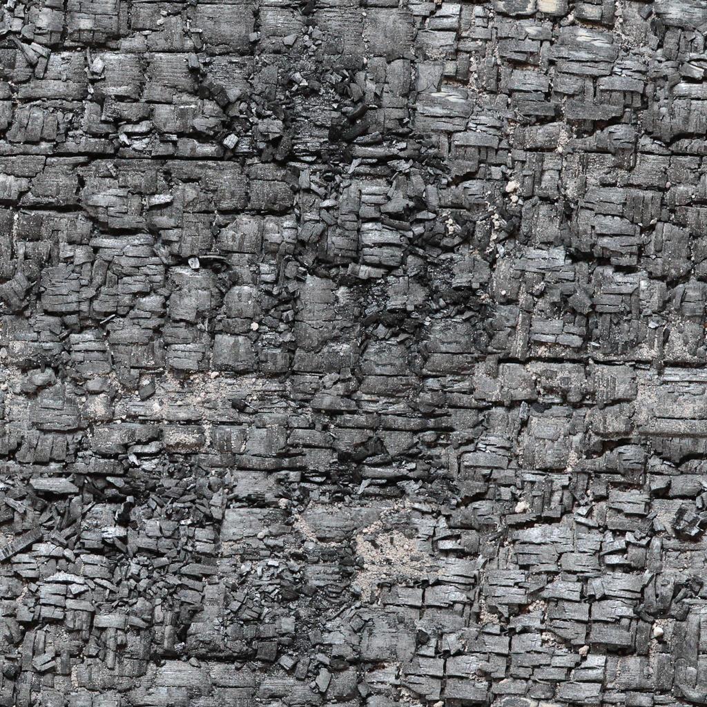 High Resolution Seamless Wood Burned Texture