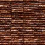Photo High Resolution Seamless Wicker Texture