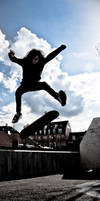 Skateflight 2 by esbenlp