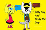 Cindy The Dog And Kitty Boy Request