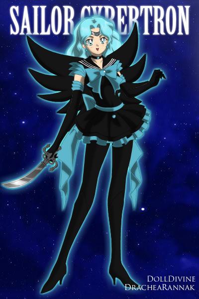 Sailor Cybertron Armada/Prime: Delta Ride