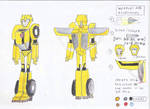 Sketch for upgraded Bumblebee