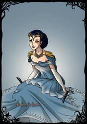 Queen Moonlight of Cybertron