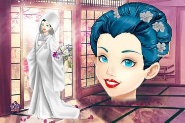Wedding OC 5A by liliCartMan
