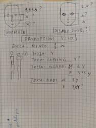 Random sketches 1