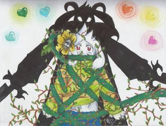 Asriel by Seemina