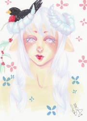Sweet dream by Seemina