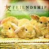 Bunnies: Friendship by tcg1026