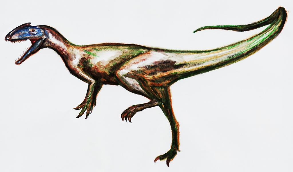 Zupaysaurus rougieri by theropod1