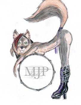 Drummerwolfess
