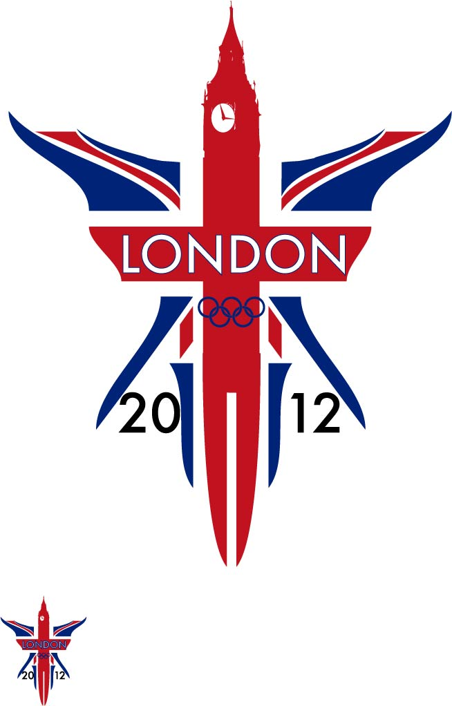 london olympics logo coloring pages - photo#40