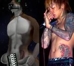 SecondLife- KYO Tiger Tattoo