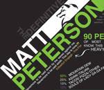 The Definitive MATT PETERSON