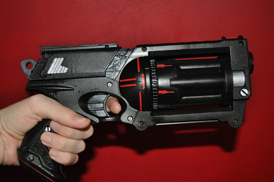 Nerf Gun mod by Cherryred5 ...