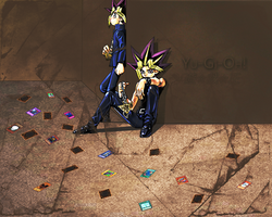 YuGiOh wallpaper by worldstraveller