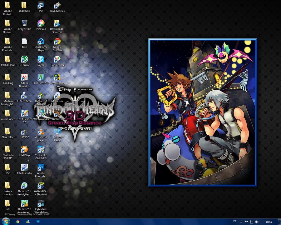 Screenshot desktop KH3D wall official by worldstraveller