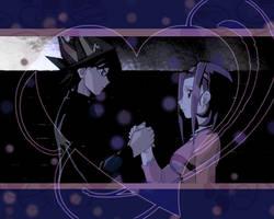 YuseixAki Valentine by worldstraveller