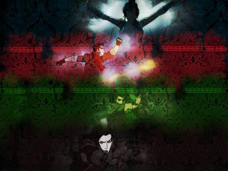 Team Avatar - Legend of Korra Wallpaper