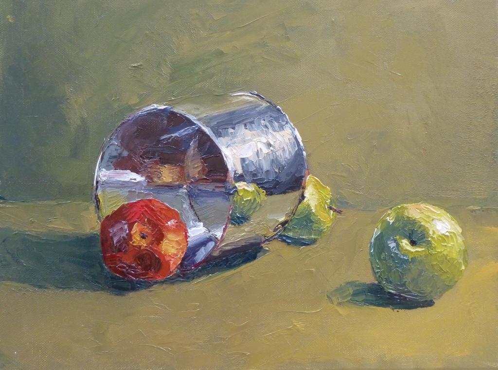 Apples by PodwojneD