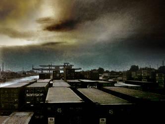 Harbour II by BrokenSpirits