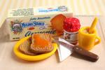 Breakfast: Her - Miniature by thinkpastel