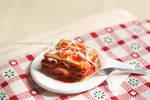 Lasagne - Miniature