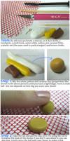 Clay Donut Charm - Tutorial