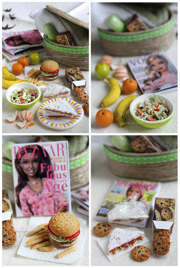 Le Picnic c'est Chic by thinkpastel