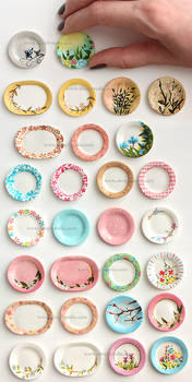 Miniature Painting - Plates 1