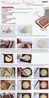 Miniature Pizza Tutorial - 1 by thinkpastel