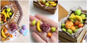 Tutti Frutti - 1:6 assorted fruits