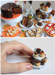 Halloween Treats - Size reference