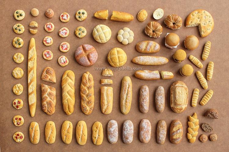 It's a Bread, Bread, Bread, Bread World by thinkpastel