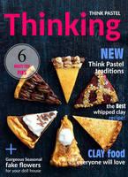 Martha Stewart's Thanksgiving Pies (Miniature set) by thinkpastel