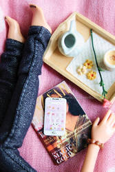 Miniature Smartphone + DIY Video Tutorial!