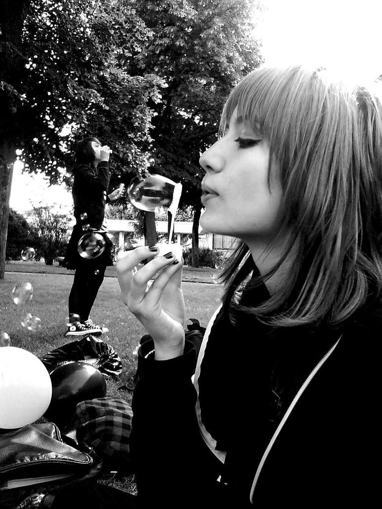 Bulles d eau by sunnysideonmars on deviantart - Stickers bulles d eau ...
