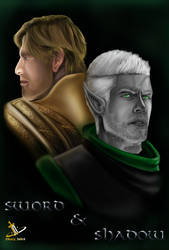Sword and Shadow Poster 1 by elDrow