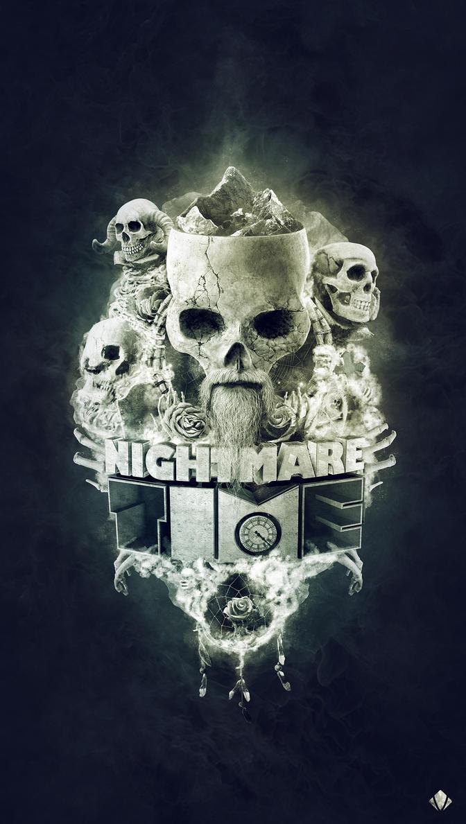Nightmare Time by muriloVM