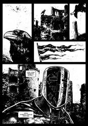 Dark Ages page 1 by klarens