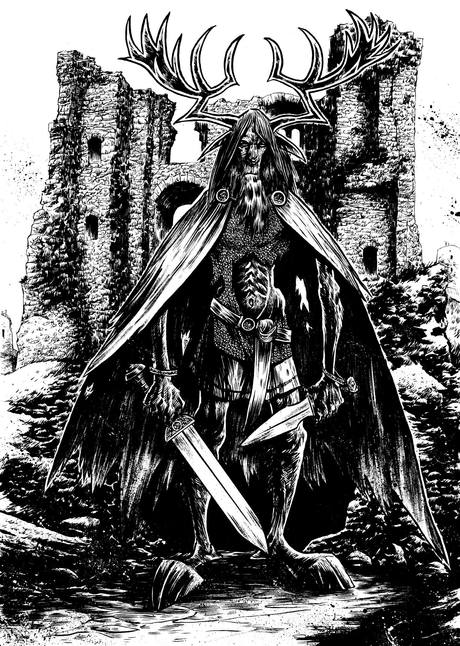 Dark Ages page 5 by klarens