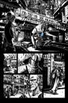 Cyberpunk City - test page