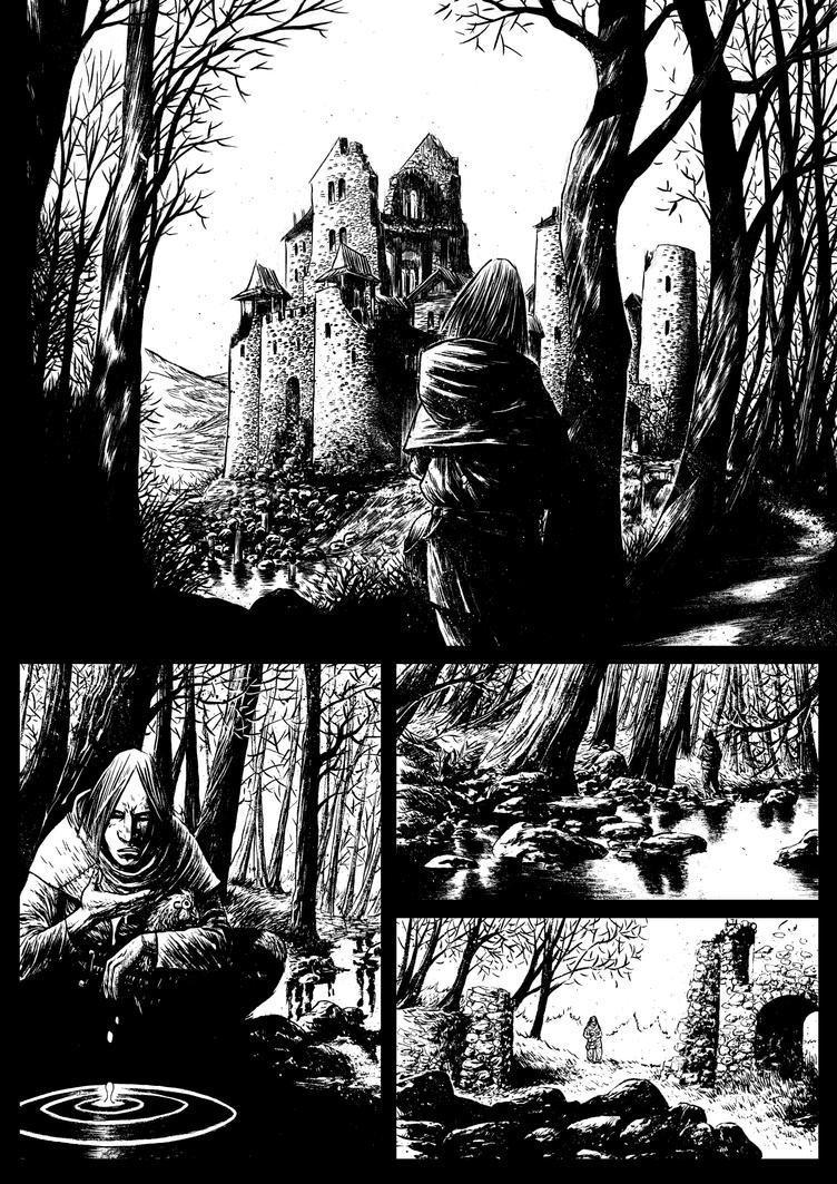Dark Ages page 9 by klarens