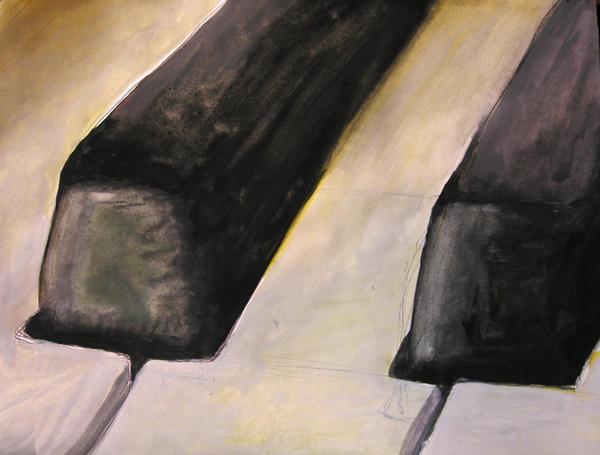 Piano by martinjon