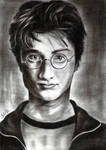 D. Radcliffe - Harry Potter by uwardnas